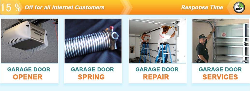 Garage Door Spring Repair Dubai